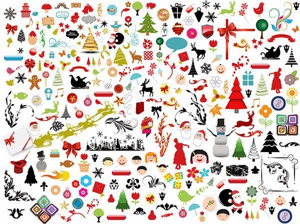 free, vectors, christmas, clip art, clipart,