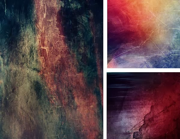 space textures, grunge textures, rainbow textures, bright textures, dark textures