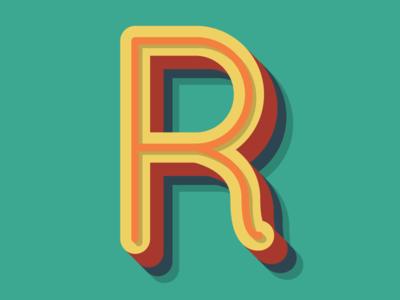 illustrator text effect, flat design text effect illustrator, flat typography illustrator,