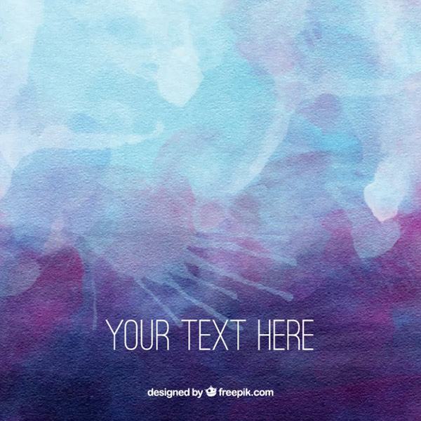 Stock Graphics - Watercolor Background Vector