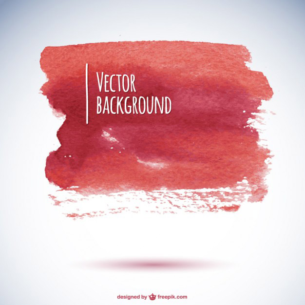 Stock Graphics - Watercolor Vector Background