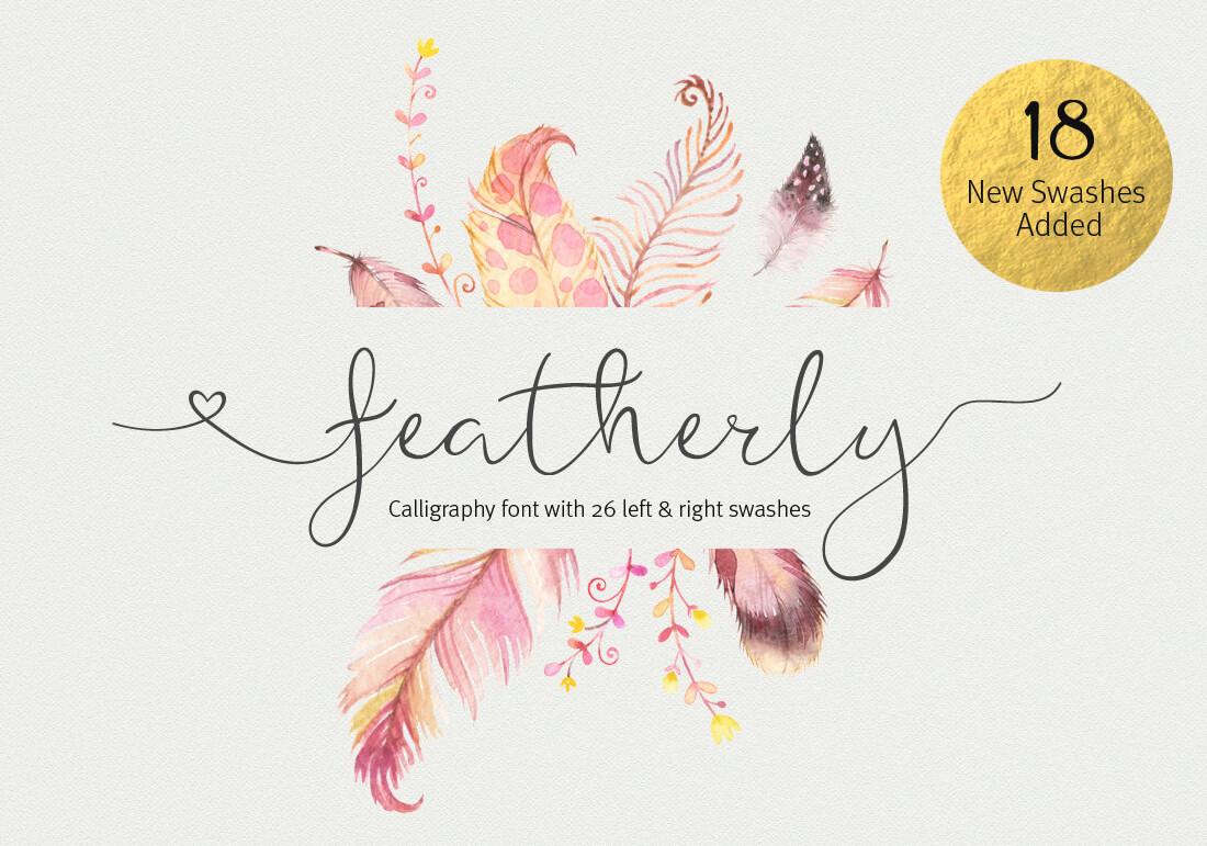 featherly