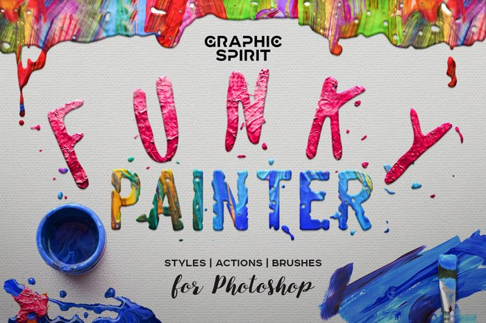 Paint Effects for Photoshop