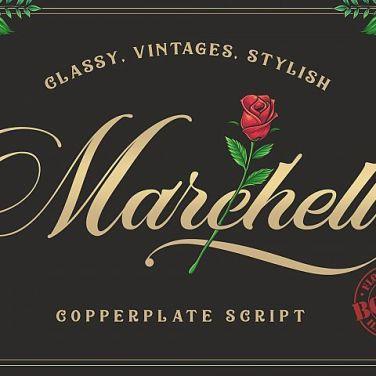 004_Marehell_Copperplate_Script_Font
