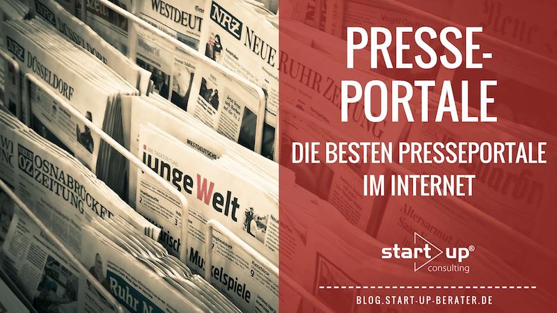 Online-Presseportale: Die besten Presseportale im Internet