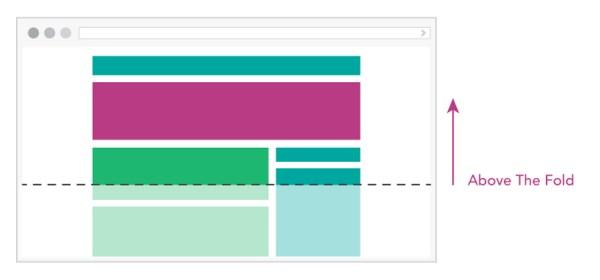 website-fold