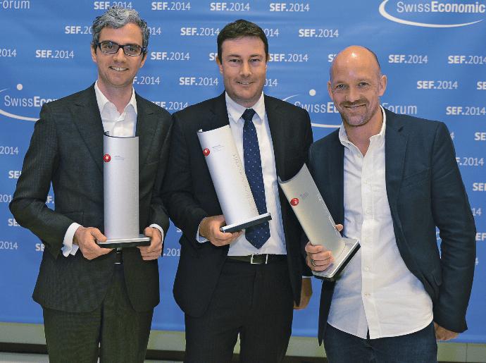 Gewinner-Swiss-Economic-Award