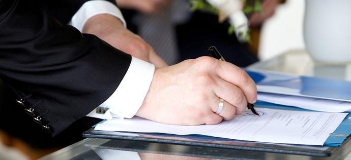 représentation et droit de signature