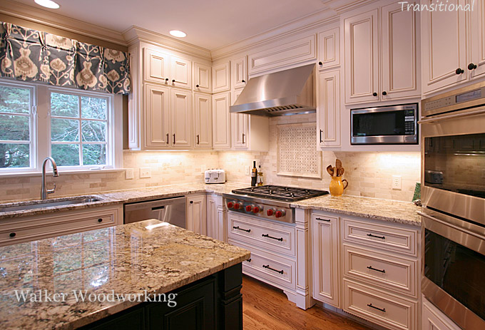 Explaining Traditional Kitchen Vs Transitional Kitchens NC Design Online