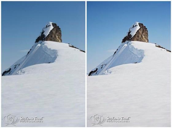 Juneau Alaska Icefield SOOC