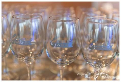 Make A Wish Wine for Wishes Stephanie Beach Photography