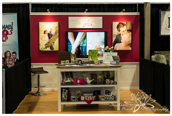 Stephanie Beach Photography Ottawa Wedding Show