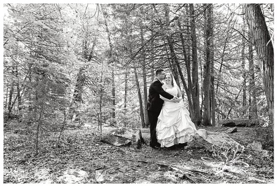 Mill of Kintail Wedding Stephanie Beach Photography