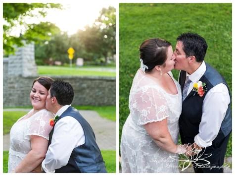 Brockville Blockhouse Island Wedding Stephanie Beach Photography