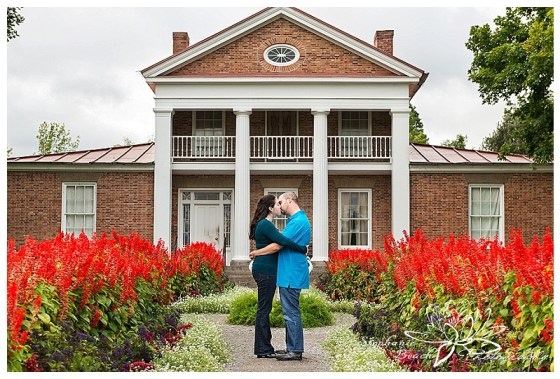 Upper Canada Village Engagement Session Stephanie Beach Photography