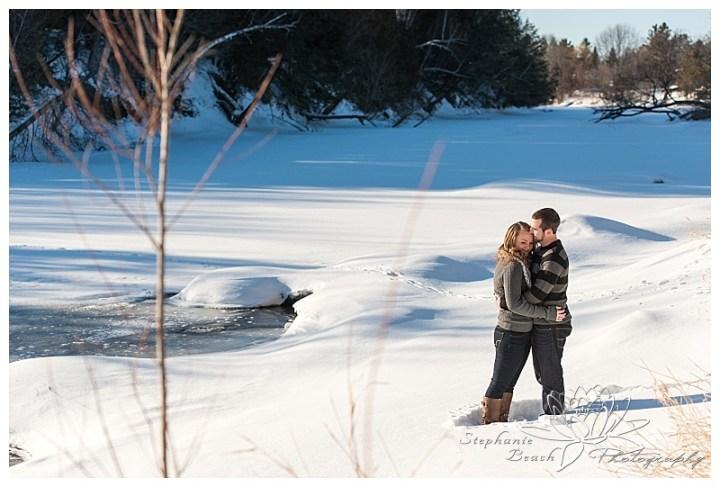 Ottawa Winter Engagement Session Stephanie Beach Photography 02