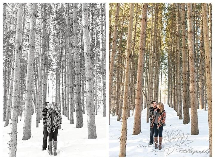 Ottawa Winter Engagement Session Stephanie Beach Photography 07