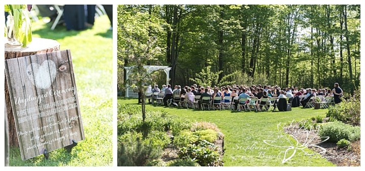 Temple's Sugar Bush Wedding Stephanie Beach Photography 10