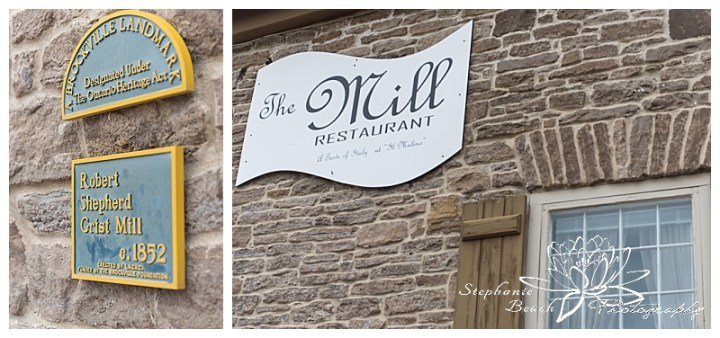 Mill Restaurant Brockville Wedding Photography Stephanie Beach Photography 16