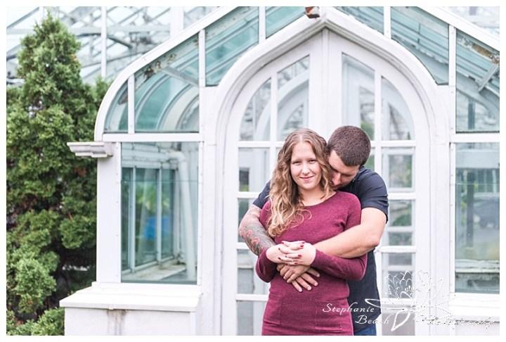 Experimental-Farm-Engagement-Session-Stephanie-Beach-Photography-Engaged-Ottawa-Couple-Ornamental-Gardens-greenhouse