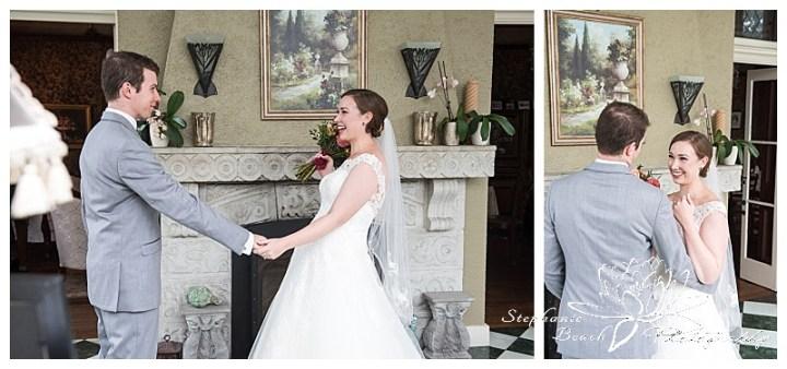 Perth-Manor-Wedding-Stephanie-beach-Photography-First-Look-Bride-Groom
