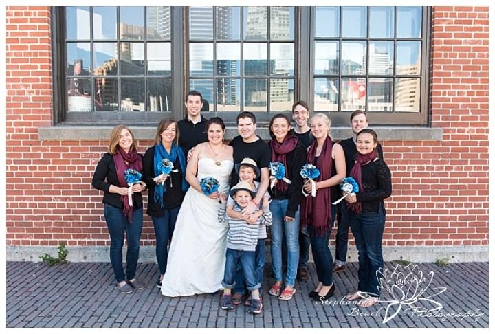 Toronto-Island-Wedding-Stephanie-Beach-Photography-bride-groom-bouquet-paper-roundhouse-park