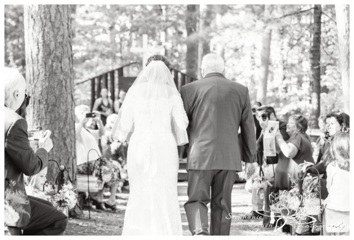 Red Pine Camp Golden Lake Wedding Stephanie Beach Photography 19