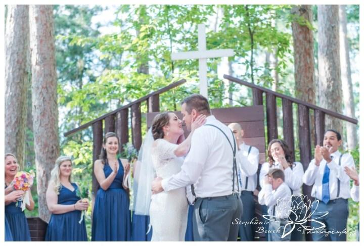 Red Pine Camp Golden Lake Wedding Stephanie Beach Photography 22