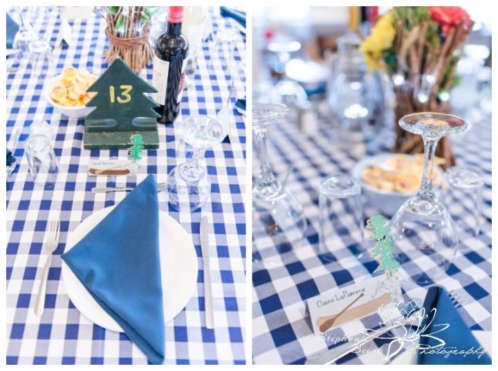Red Pine Camp Golden Lake Wedding Stephanie Beach Photography 32