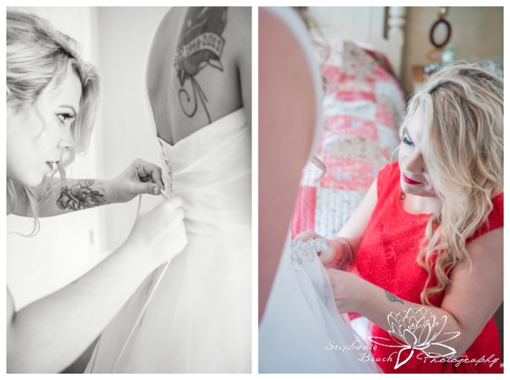 Strathmere Garden House Wedding Stephanie Beach Photography 11