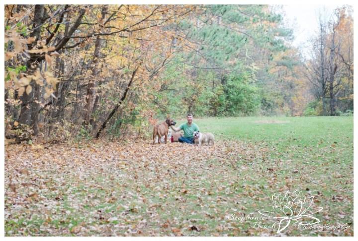 Anniversary-Portrait-Session-Sheila-McKee-Park-Stephanie-Beach-Photography-rhodesian-ridgeback-dog-bulldog-second-shooter