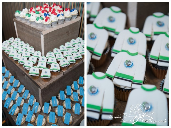 Make-A-Wish-Tysen's-Mission-to-a-Million-Gala-Stephanie-Beach-Photography-Brookstreet-Hotel-cake-cupcakes