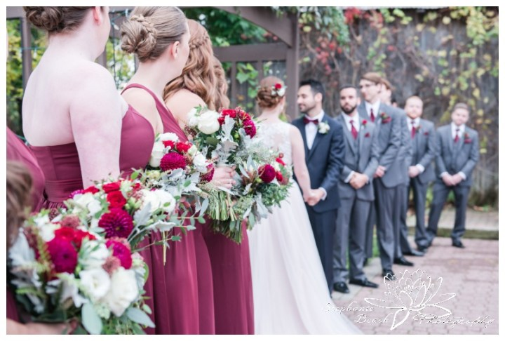 Strathmere Lodge Wedding Stephanie Beach Photography 30