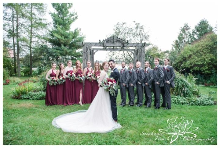 Strathmere-Lodge-Wedding-Stephanie-Beach-Photography-bride-groom-bridesmaids-groomsmen-portrait