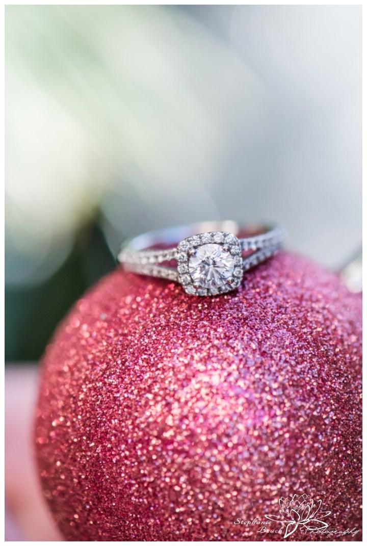 Merrickville-Winter-Engagement-Session-Stephanie-Beach-Photography-Christmas-ring-Christmas