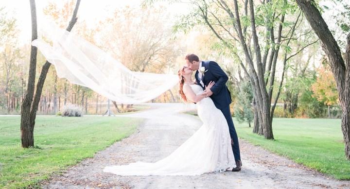Stonefields Estate Wedding: Kirsten + Kyle