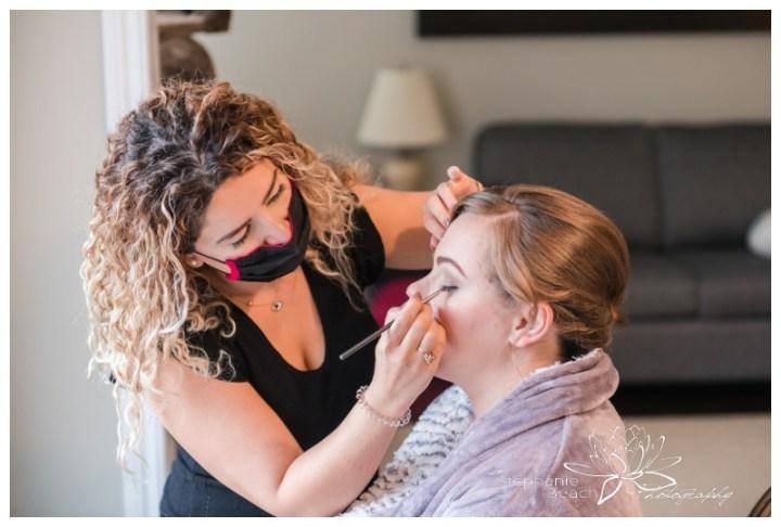 Ottawa-Fall-Backyard-Wedding-Stephanie-Beach-Photography-bride-prep-makeup