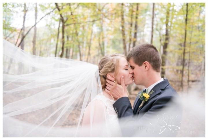 Ottawa-Fall-Backyard-Wedding-Stephanie-Beach-Photography-bride-groom-veil-swoop