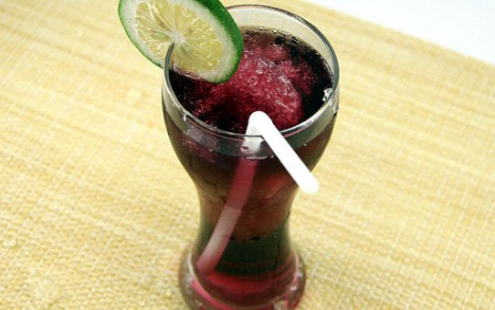 Caribbean Coffee Mocktail