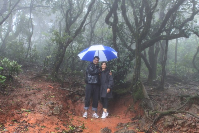 Trip to mahabaleshwar from during Rainfall