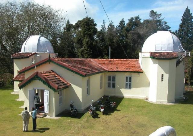 Kodaikanal Solar Observatory - Kodaikanal Tourist Attraction