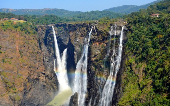 Top Ten Waterfalls of India