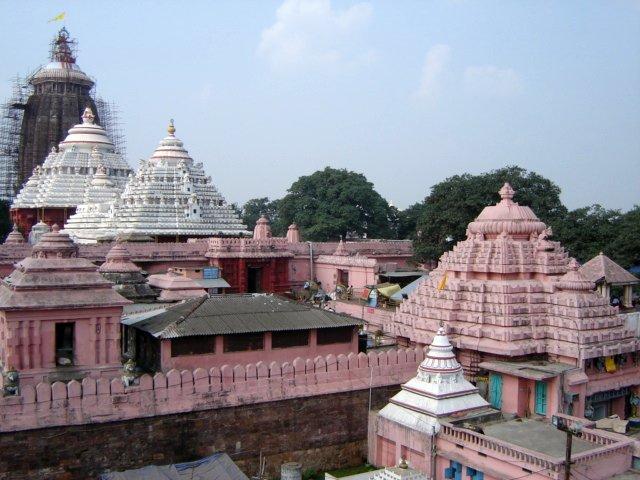 Image name - Puri Shri Jagannath Rath Yatra temple