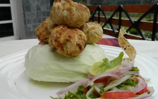 Murg Potli Kebab Non vegetarian recipe