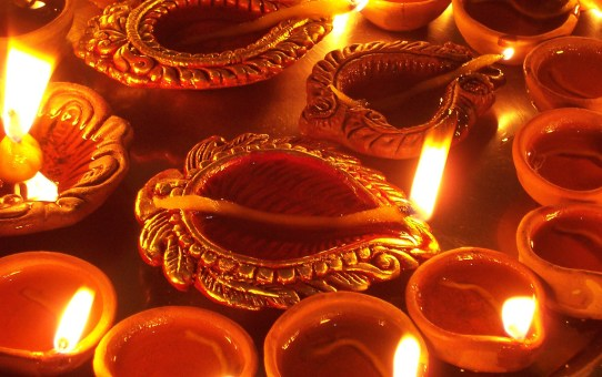 Diwali - Open your door to Fireworks, Prosperity and Happiness