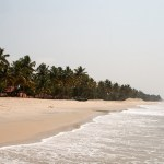 Sunsets in the East: Alleppey Beach, Kerala
