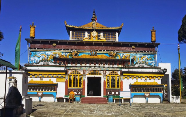Marvel in architecture – Ghoom Monastery