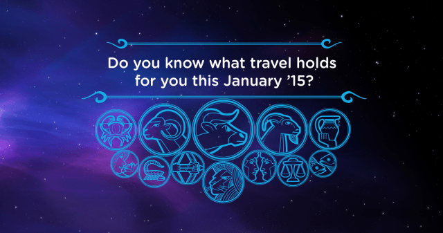 Travel Tarot Card - January 2015
