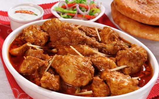 Rara Gosht Mutton Curry