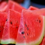Water Melon & Pumpkin Soup